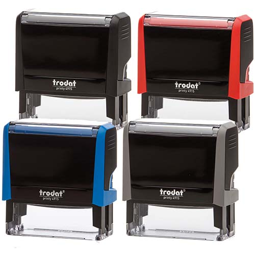 Notary Stamp Self-Inking - P4 (Rectangular)