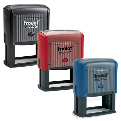 Notary Stamp Self-inking Rectangular - OH