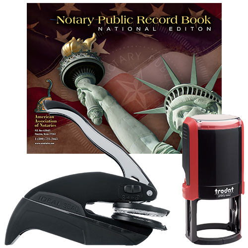 Notary Supplies Premier Package (MS)