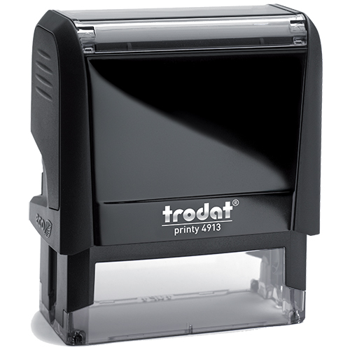 Notary Stamp Echo-black - Trodat 4913