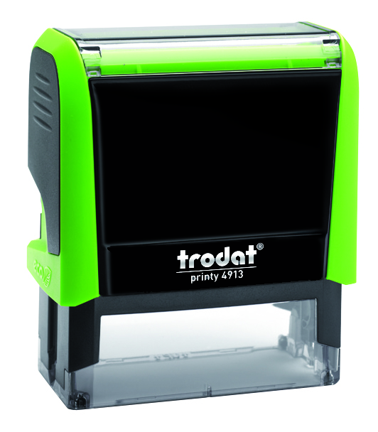 Notary Stamp Apple-green - Trodat 4913