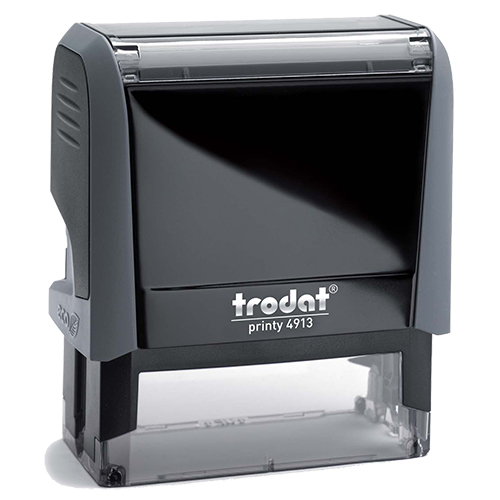 Notary Stamp Echo-grey - Trodat 4913