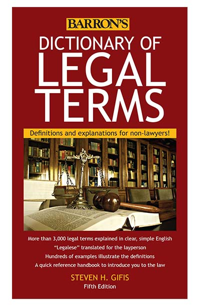 This Washington notary handy dictionary cuts through the complexities of legal jargon and presents definitions and explanations that can be understood by non-lawyers. Approximately 2,500 terms are included with definitions and explanations for consumers, business proprietors, legal beneficiaries, investors, property owners, litigants, and all others who have dealings with the law. Terms are arranged alphabetically from Abandonment to Zoning.