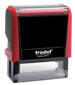 This notary stamp conforms to New Hampshire notary stamp requirements. You can choose from twelve case colors. The transparent edges of the base enables the notary to position his or her notary stamp impressions with accuracy. The ink pad, which is built into the stamp, has special finger grips for easy and clean replacement. This is the most popular stamp in the world and the best-selling notary stamp in the State of New Hampshire.